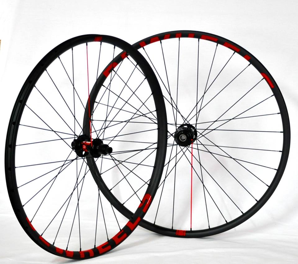 BeWheels MC32E – DT Swiss 350