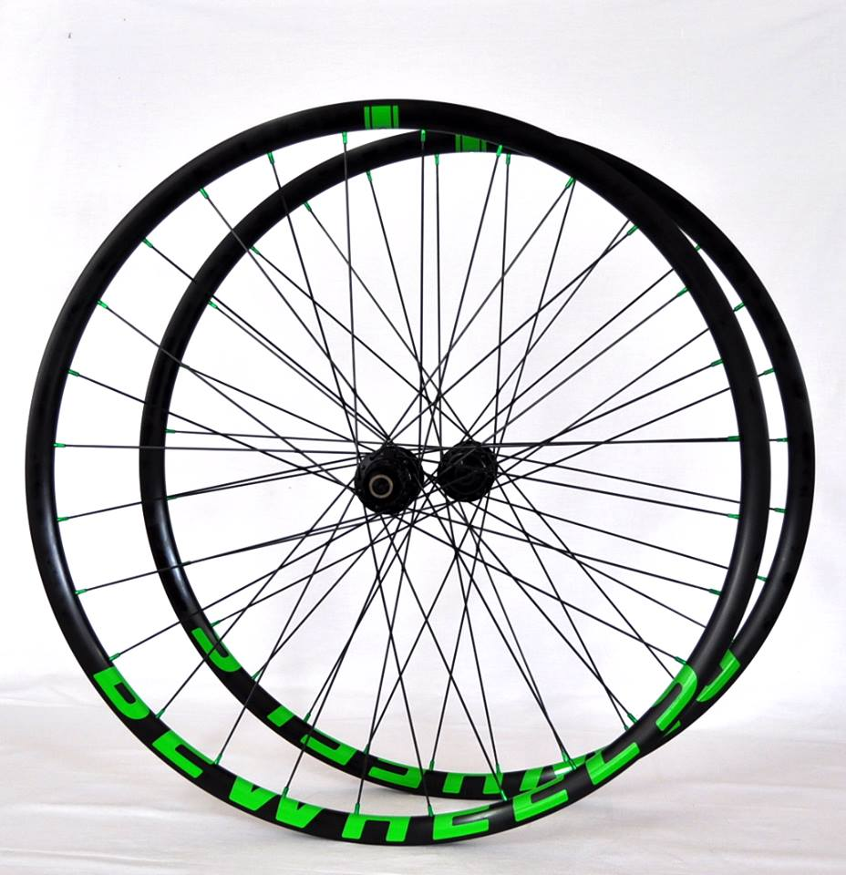 BeWheels MC24SL – DT Swiss 350 SP