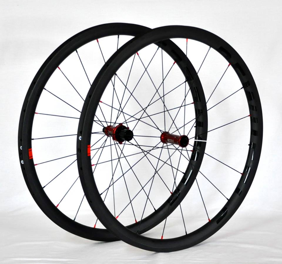 BeWheels RC38T – DT Swiss 350