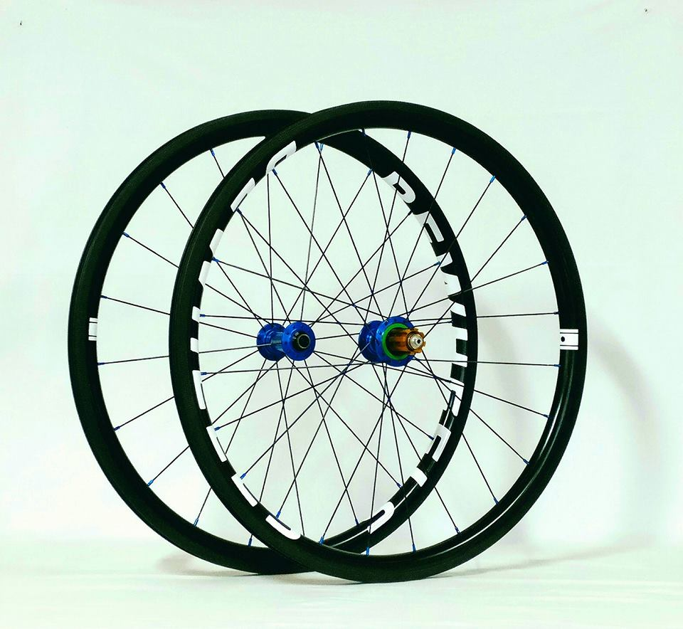 BeWheels RC50T – DT Swiss 350
