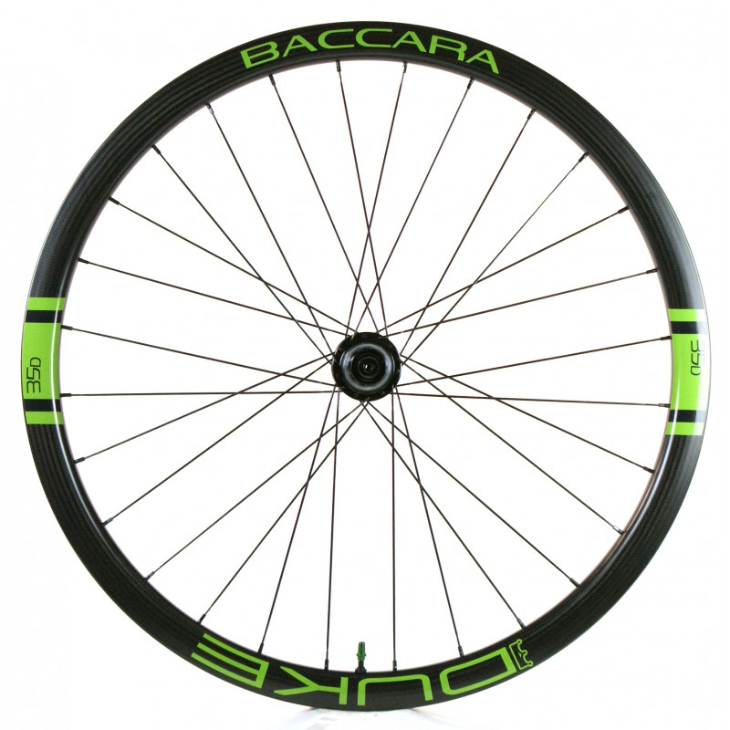 Duke Baccara 35T Disc – DT Swiss 350