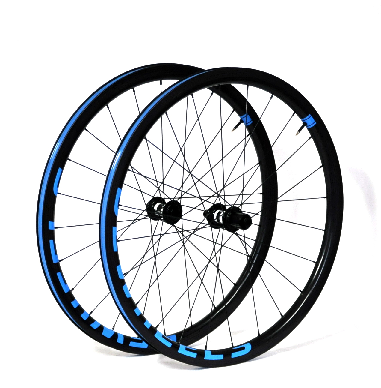 BeWheels RC50C Disc – Hope RS4