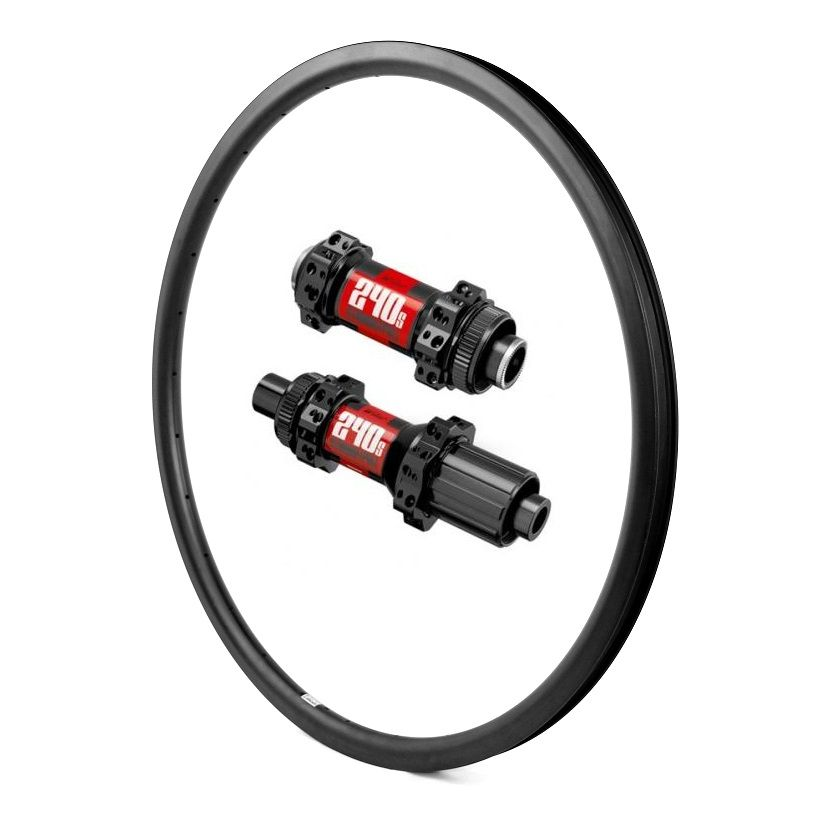 BeWheels GC28C – DT Swiss 240s SP