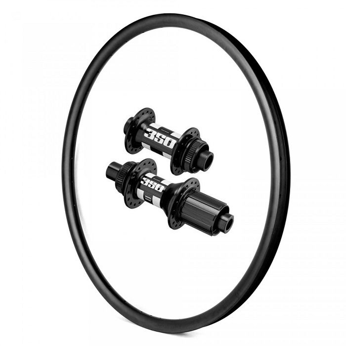 BeWheels MC38E – DT Swiss 350