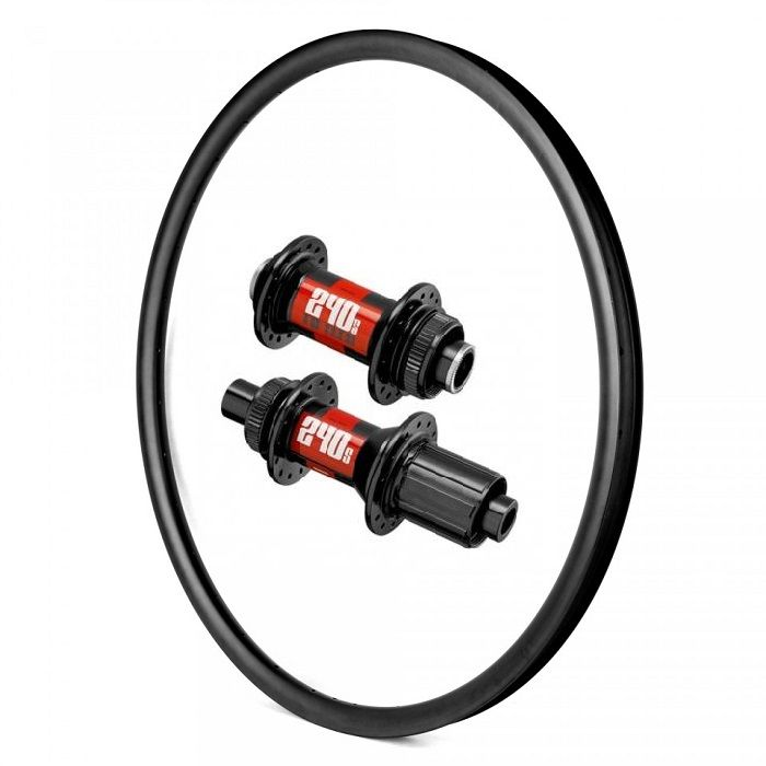 BeWheels MC29SL – DT Swiss 240s